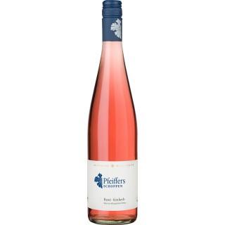 2020 Pfeiffers Schoppen Rosé feinherb Bio - Weinhaus Hoflößnitz