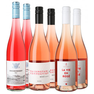 Rosé Entdecker-Paket
