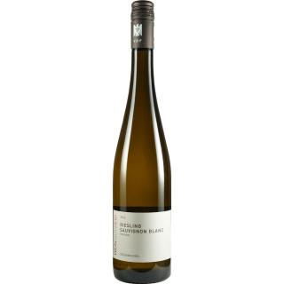 2019 Steinmergel Riesling & Sauvignon Blanc trocken - Weingut Heid