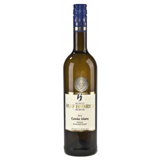 2016 Cuvée blanc Qualitätswein trocken -RESERVE- im Holzfass gereift - Weingut Rolf Heinrich