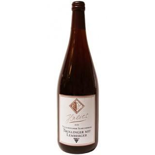 2016 Trollinger mit Lemberger QbA 1000ml BIO - Weingut Halter