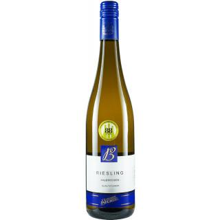 2019 Riesling halbtrocken - Weingut Residenz Bechtel