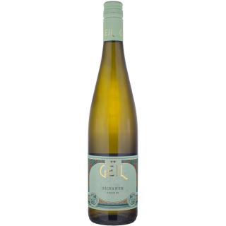 2019 Silvaner trocken 1,0 L - Weingut Geil