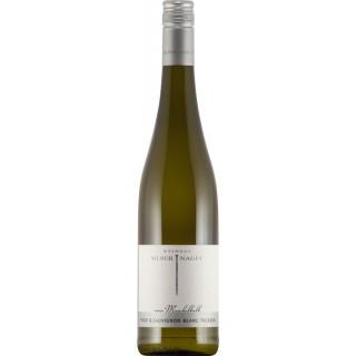 "2017 ""Muschelkalk"" Pinot blanc & Sauvignon blanc trocken - Weingut Silbernagel"