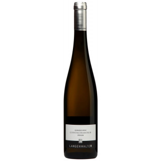 2020 Freinsheimer Schwarzes Kreuz Gewürztraminer Spätlese - Weingut Langenwalter