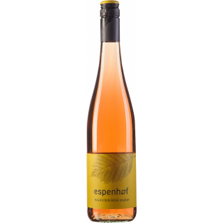 2017 Kalkstein Rosé QbA trocken - Weingut Espenhof