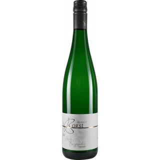 2018 Weißer Burgunder QbA trocken - Weingut Borst