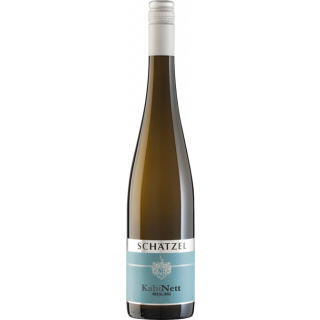 2017 Nierstein Riesling KabiNett süß - Weingut Schätzel