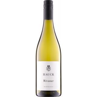 2019 Rivaner Kabinett halbtrocken - Weingut Hauck