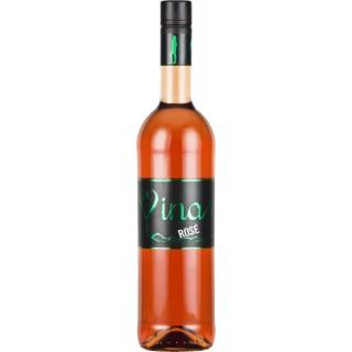 2017 VINAS Rosé Rosé-Cuvée QbA feinherb - Bergsträßer Winzer