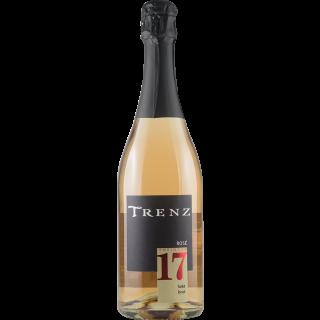 2018 Sekt Rosé Brut - Weingut Trenz