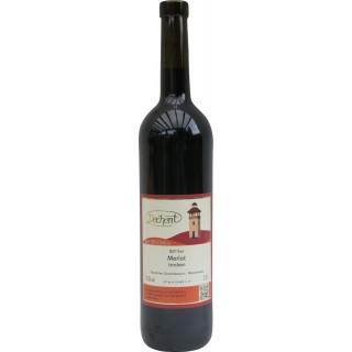2015 Merlot QbA trocken - Weingut Heinz-Willi Dechent