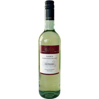 2019 Gutedel Qualitätswein trocken - Weinhof Weber
