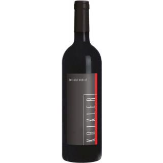 2018 Zweigelt-Merlot trocken - Weingut Krikler