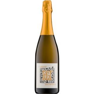 2018 Crémant , traditionelle Flaschengärung brut nature - Weingut Fogt