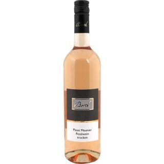 2018 Pinot Meunier Roséwein trocken - Weingut Borth