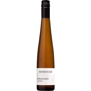 2015 EDELSÜSS Spätburgunder Weißherbst Auslese 0,375L - Behringer