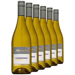 """2019 """"Das besondere Fass"""" Chardonnay QbA trocken (6 Flaschen) - Affentaler Winzer"""