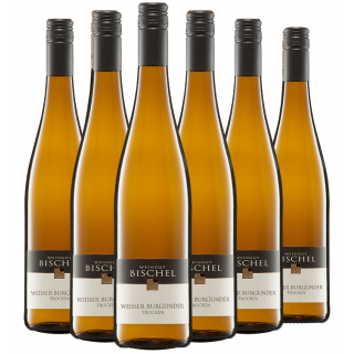 Weißburgunder-Paket-Weingut Bischel