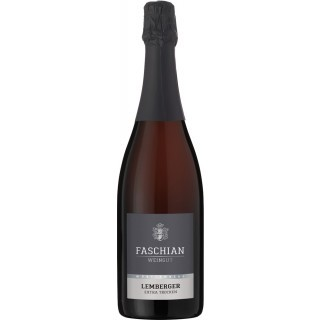 2012 Lemberger Winzersekt extra trocken - Weingut Faschian