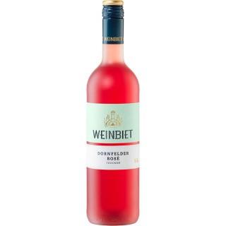 2018 Dornfelder Rosé trocken - Weinbiet Manufaktur