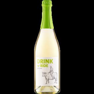 2017 Drink'n'Ride Secco alkoholfreier Perlwein - Weingut Metzger