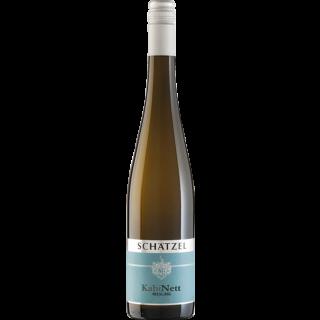 2017 Nierstein Riesling KabiNett lieblich - Weingut Schätzel