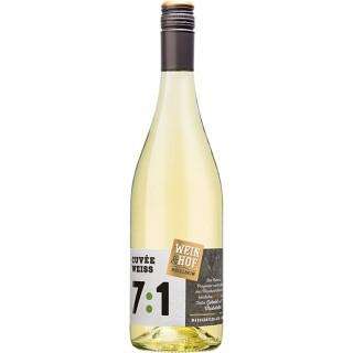 2020 Cuvée 7:1 trocken - Wein & Hof Hügelheim