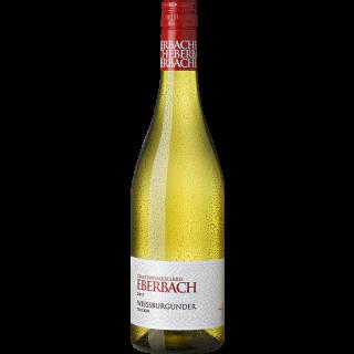 2017 Eberbach Weißburgunder Trocken - Hessische Staatsweinkellerei