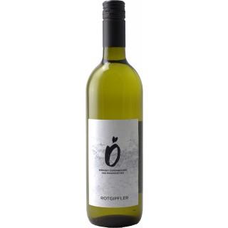 2019 ROTGIPFLER halbtrocken - Weingut Österreicher