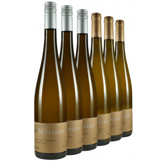 "17% Rabatt ""Riesling Ortswein Duett-Paket""- Weingut Mussler"