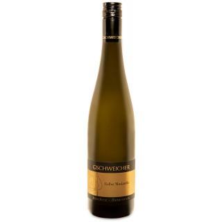 2019 Gelber Muskateller trocken - Weingut Gschweicher