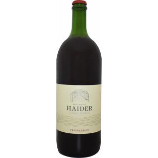 2020 Traubensaft 1,0 L - Weingut Haider Thomas