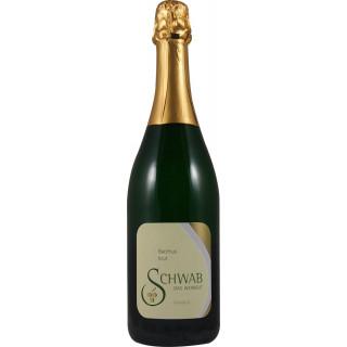 2016 Bacchus Sekt brut - Weingut Schwab