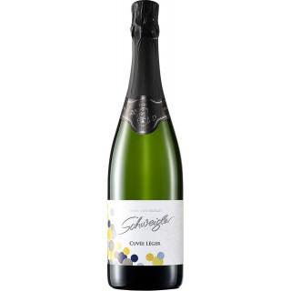 "2016 Cuvée ""Léger"" Sekt trocken - Wein- und Sektgut Schweigler"