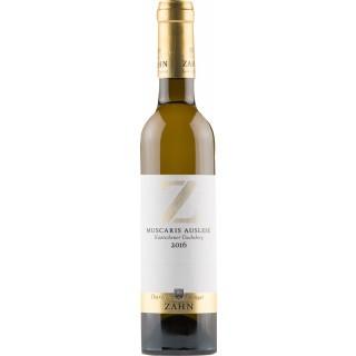 2016 Kaatschener Dachsberg Muscaris Auslese edelsüß - Thüringer Weingut Zahn