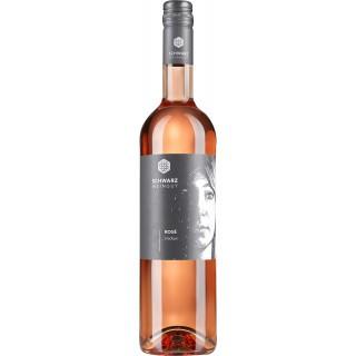 "2019 Roséwein Cuvée ""ROSÉ"" trocken - Weingut Schwarz"