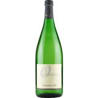 2019 Sommercuvée lieblich 1,0 L - Weingut Oswald