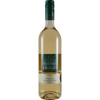 2018 Weißer Burgunder Classic trocken - Weingut Zehnthof Kruger