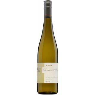 2016 Köwericher Laurentiuslay Riesling Spätlese süß - Weingut Kurtrierer Hof