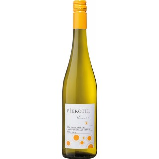 2017 Cuvée Gewürztraminer, Chardonnay & Auxerrois QbA Trocken - Weingut Pieroth