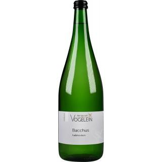 2019 Bacchus halbtrocken 1L - Weingut am Vögelein