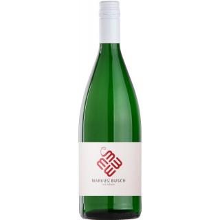 2019 Weissweincuvée feinherb Bio 1,0 L - Weingut Busch