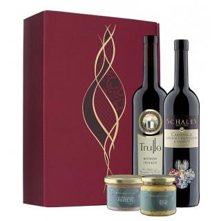 CARDINALIS Cabernet Sauvignon & Merlot trocken & TRULLO Rotwein Cuvée trocken