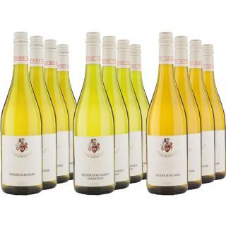2019 Burgunder Paket trocken - Weingut Freiherr von Gleichenstein