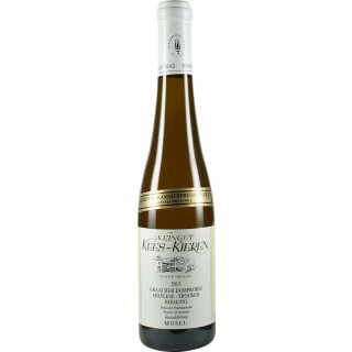 2018 Graacher Domprobst Riesling Spätlese trocken 0,375 L - Weingut Kees-Kieren