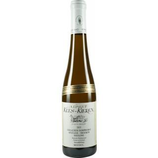 2018 Graacher Domprobst Riesling Spätlese Trocken 0,375L - Weingut Kees-Kieren