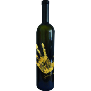"2016 ""Goldene Hand"" Rotwein Cuvée trocken 1,5 L - Bottwartaler Winzer"