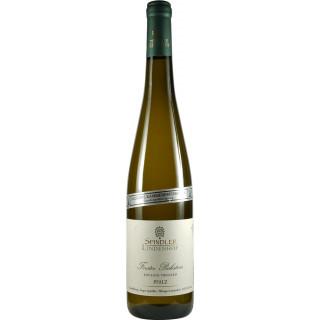 2018 Forster Pechstein Riesling Qualitätswein trocken - Eugen Spindler Weingut Lindenhof
