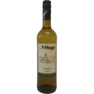2020 Bacchus lieblich - Weingut Dr. Hage